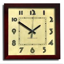 wall clock art 7 furniture deco uk wall clock art