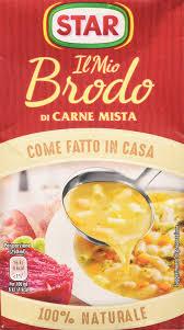 Star Brodo Liquido Pronto di Carne Mista - 500 ml: Amazon.it: Alimentari e  cura della casa