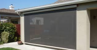 patio shade screen. Patio Shade Screen 4