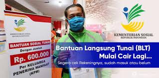 Maybe you would like to learn more about one of these? Segera Cek Rekening Blt Nya Bulan Ini Sudah Mulai Dicairkan Lagi Tekno Banget