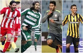 The free-agents in the Superleague — AGONAsport.com