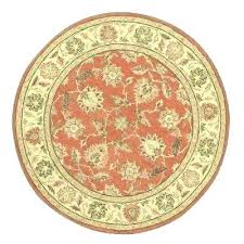 round wool area rugs 8 ft round area rugs old ivory 8 ft x 8 ft