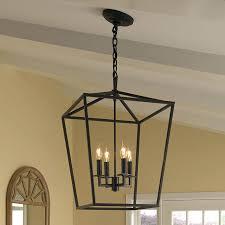 4 pendant light foyer pendant light lighting cage 4 light foyer pendant reviews kichler barrington 4 4 pendant light