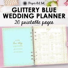 Printable Wedding Planner Wedding Planner Printable Wedding Planning Checklist Planner Pdf Binder Printables Gold Planning Printables Letter Size Instant Download