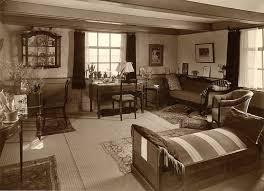 1930's interiors | Room Interior Design: 1930's, Veere Dijkhuis Livingroom  Interior .