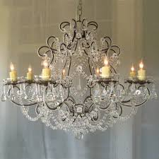 shabby chic chandelier love this but 6 000 if you know of one that s 2