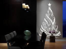 Vinyl Wall Decal Sticker Christmas Tree 6ft Tall Decor