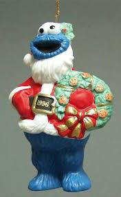 Annual Ornaments Sesame Street Ornaments Sesame Street Annual Ornaments Cookie