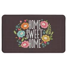 mohawk home home sweet home 18 in x 30 in kitchen mat