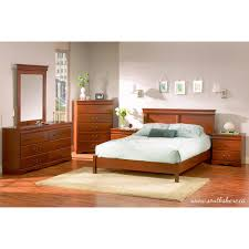 South Shore Bedroom Furniture Headboard In Classic Cherry Walmartcom