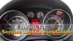 Audi Tt Warning Lights Engine Management Audi Tt Service Light Reset