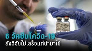 6 วัคซีนโควิด-19 ในต่างประเทศที่ใช้งานจริงแม้ยังวิจัยไม่สมบูรณ์ : PPTVHD36