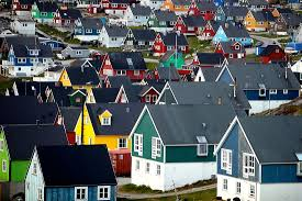 What Is The Capital Of Greenland? - WorldAtlas