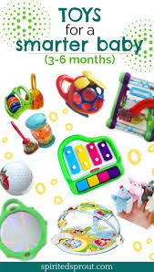 developmental toys for baby 3 6 months