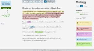 instantly improve your writing these editing tools ny  hemingway app