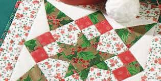 Christmas Quilt Patterns For Beginners