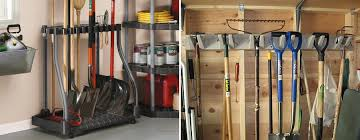 13 gardening yard tool storage tips