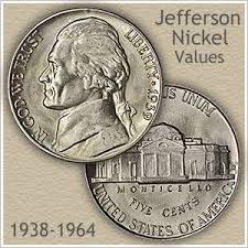 Jefferson Nickel Values Finding Rarity And Value