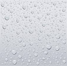 Water Droplets Background Gray Water Droplets Background Stock Vector Volod2943 59752199