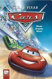 Disney/Pixar Cars Movie Graphic Novel by Walt Disney Company