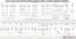 detroit series 60 ecm wiring diagram schematic diagram  at Detroit 60 Ser Ddec3 Ecm Wiring Diagram