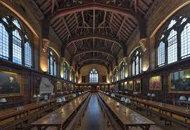 a historical exle balliol college dining hall oxford interior design