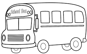 Small Picture Bus Coloring Pages Free Back To School Coloring Pages Gianfredanet