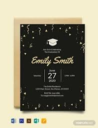 Graduation Announcements Template Cool Free Downloadable Graduation Invitation Templates