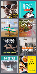 Poster Design Instagram Instagram Promo Banner Psd Templates Instagram Banner