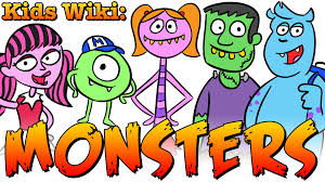 monster images for kids. Beautiful Monster Cool Schoolu0027s Wiki For Kids Monsters  YouTube Intended Monster Images For Kids N