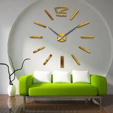 luxurious big wall clock hotels