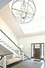 astonishing modern foyer lighting ideas foyer lighting ideas large foyer chandeliers entry hall chandeliers