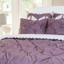 King And Queen Decor Purple Duvet Cover Queen