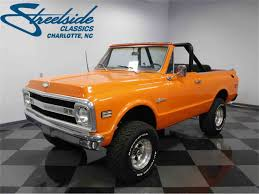 1969 Chevrolet Blazer K5 4X4 for Sale | ClassicCars.com | CC-1024976