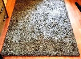ikea hampen image of rugs ikea hampen teppich schwarz