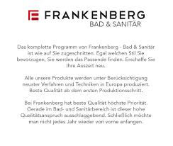 Frankenberg Regendusche Komplett Set Isar Dks