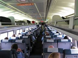 Amtrak Designated Baggage Areas Where Do You Store A Bag If There Is No Checked Baggage On