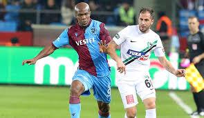ÖZET) Trabzonspor - Denizlispor maç sonucu: 1 - 2 ...