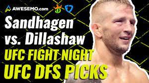 UFC Fight Night: Sandhagen vs ...