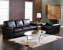 Living Room Black Leather Sofa Incredible Decoration Black Leather Living Room Furniture