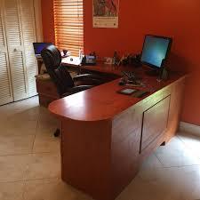 custom office desk. Custom Office Desk 2