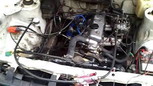 Toyota 5k Ke35 - YouTube