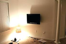 wall mounted hiding wires mount flat screen hide cables cords power cable electrical on wood floors
