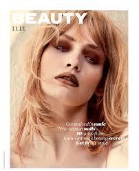 magazine elle uk april 2016 le breaking s photographer marcus ohlsson model heidi mount stylist sophie beresiner hair mikael karlsson make up