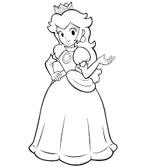 Mario Bros Coloring Pages Super Bros Coloring Pages Brothers