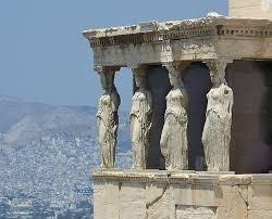 Достопримечательности Греции архитектурных чудес Эллады  Достопримечательности Греции Эрехтейон