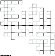 blank crossword puzzle grids printable crossword creator word blank grid template for buildingcontractor co