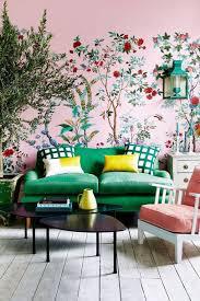 green sofa living room design ideas