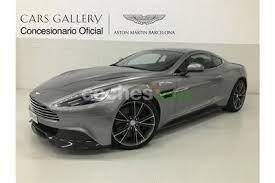 Aston Martin De Segunda Mano En Barcelona
