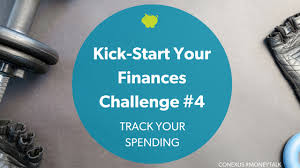 track your spending kick start your finances challenge 4 track your spending blog